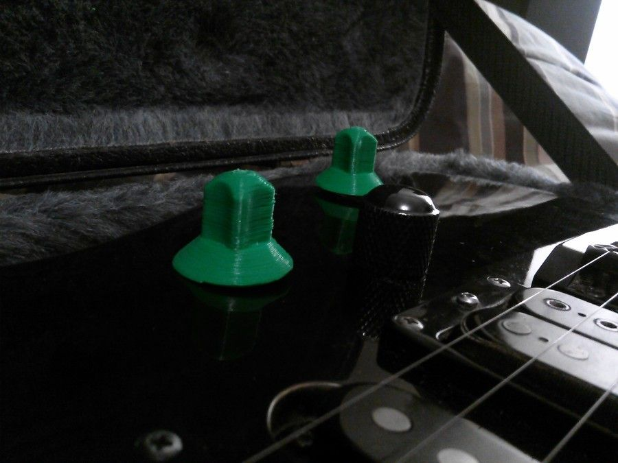 Guitar Tone Knobs