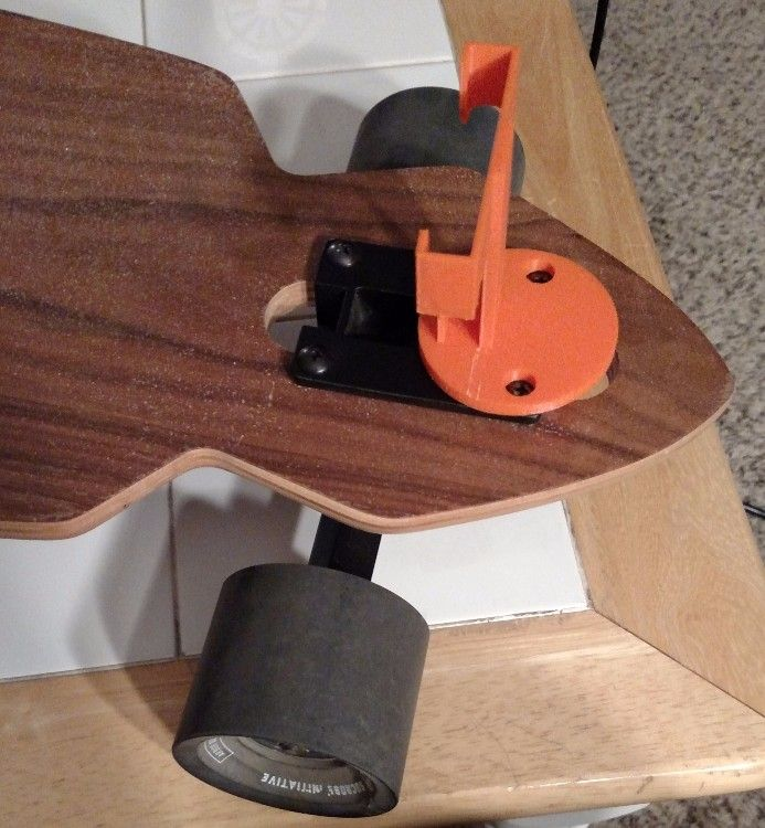 Longboard Droid Turbo Mount