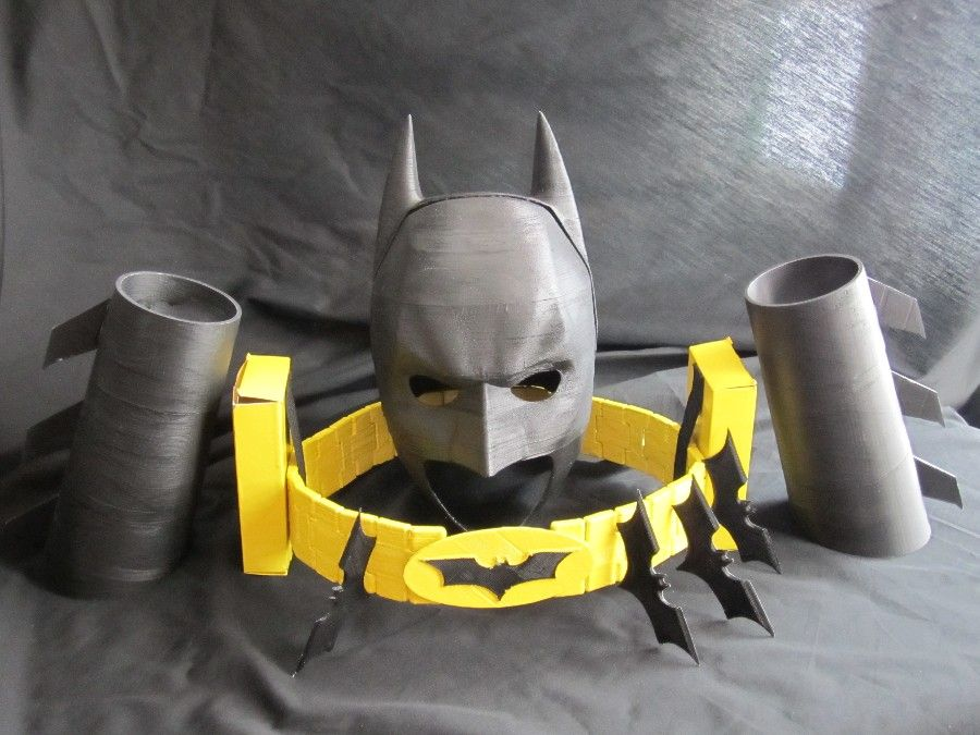 Batman's Equipment
