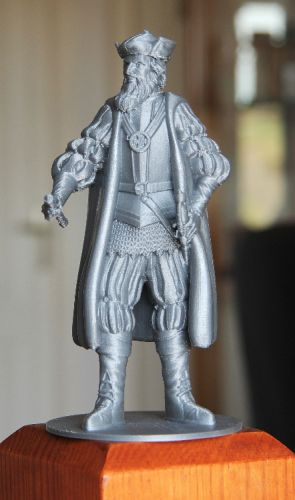 Vasco da Gama Historical Figurine