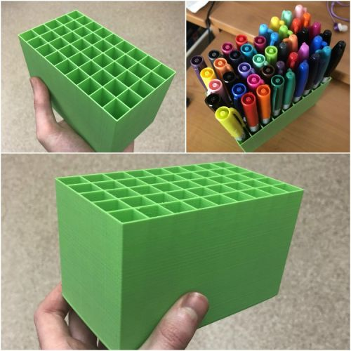 Sharpie Marker Holder