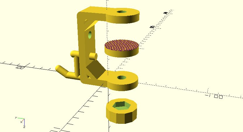 Variable Holder Clamp