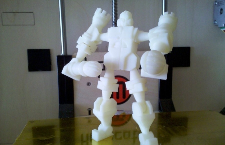 Chessbot Hero Transforming Chess Set