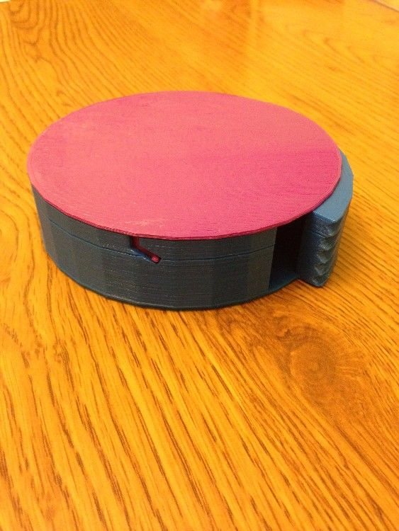 Hockey Tape Case/Dispenser