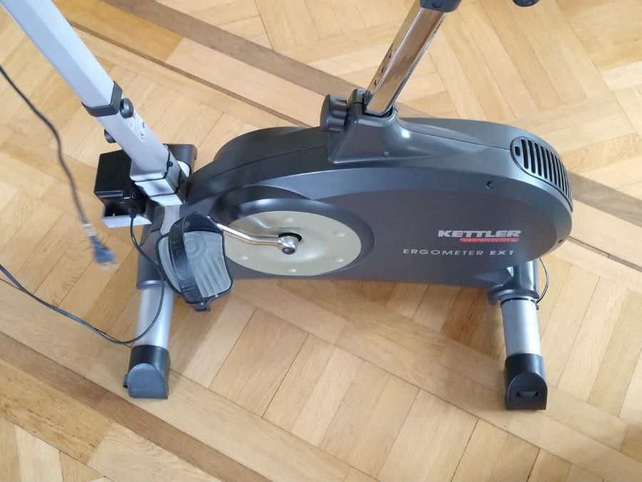 "Transformer / PSU holder for Kettler ""EX1"" exercise bike"