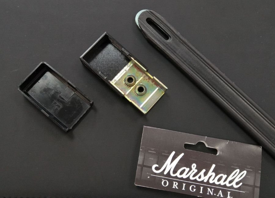 Marshall JCM 900 handle cap (remix)
